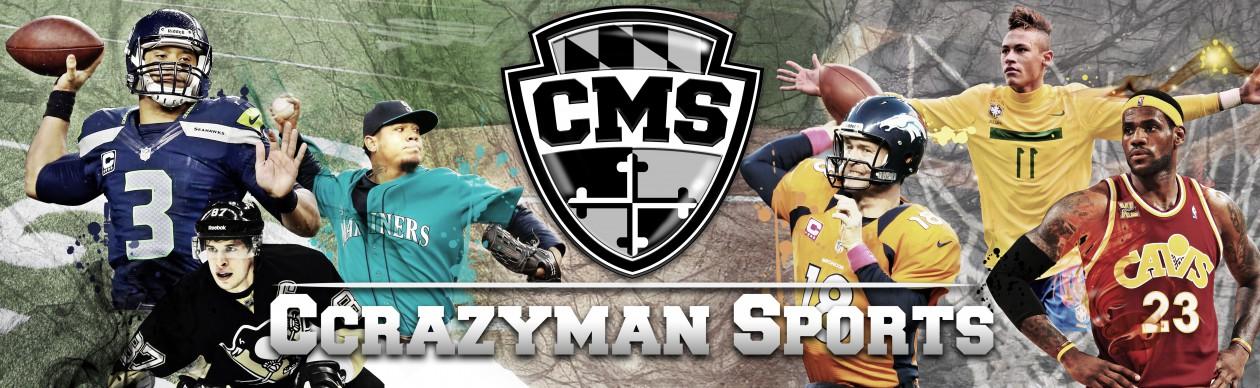 CCRAZYMAN SPORTS